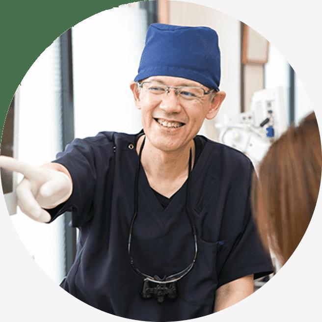 パール歯科医院 院長  藤田陽一