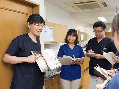 治療計画立案を学べる
