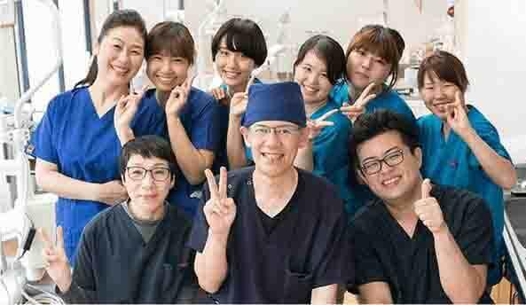 大人からお子様まで、安心して通える歯医者
