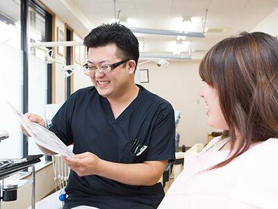 歯科医師の仕事