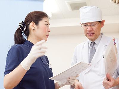 歯科医師のパフォーマンスを引き出す存在